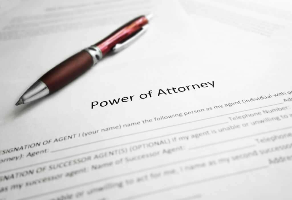 Why Should You Avoid Buying and Executing a Power of Attorney Form Online?